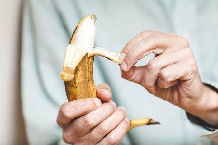 Objet du quotidien mal utilisé : les bananes