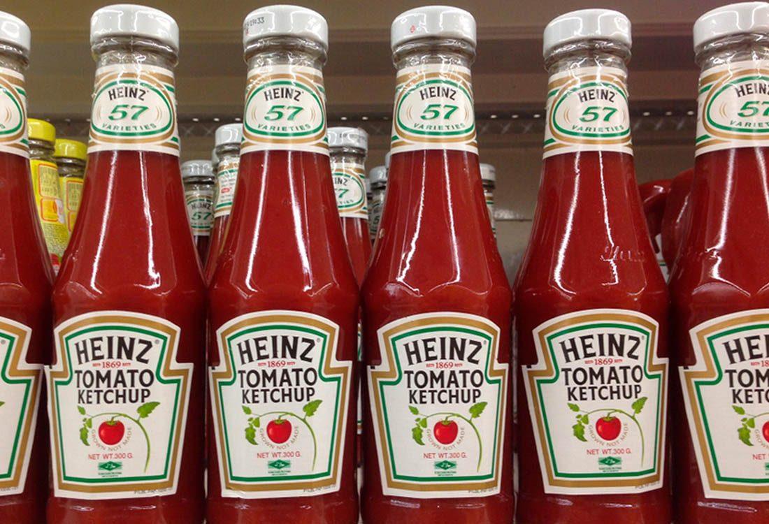 Objet du quotidien mal utilisé : les bouteilles de ketchup.