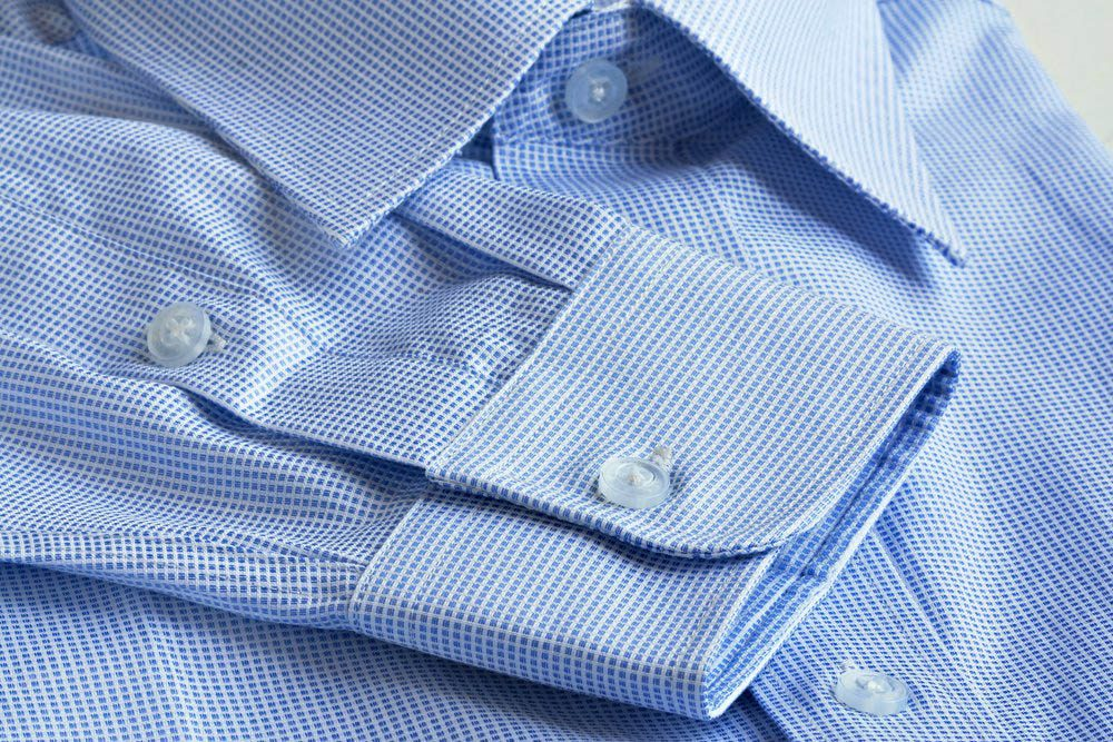 Objet du quotidien mal utilisé : les chemises boutonnées.