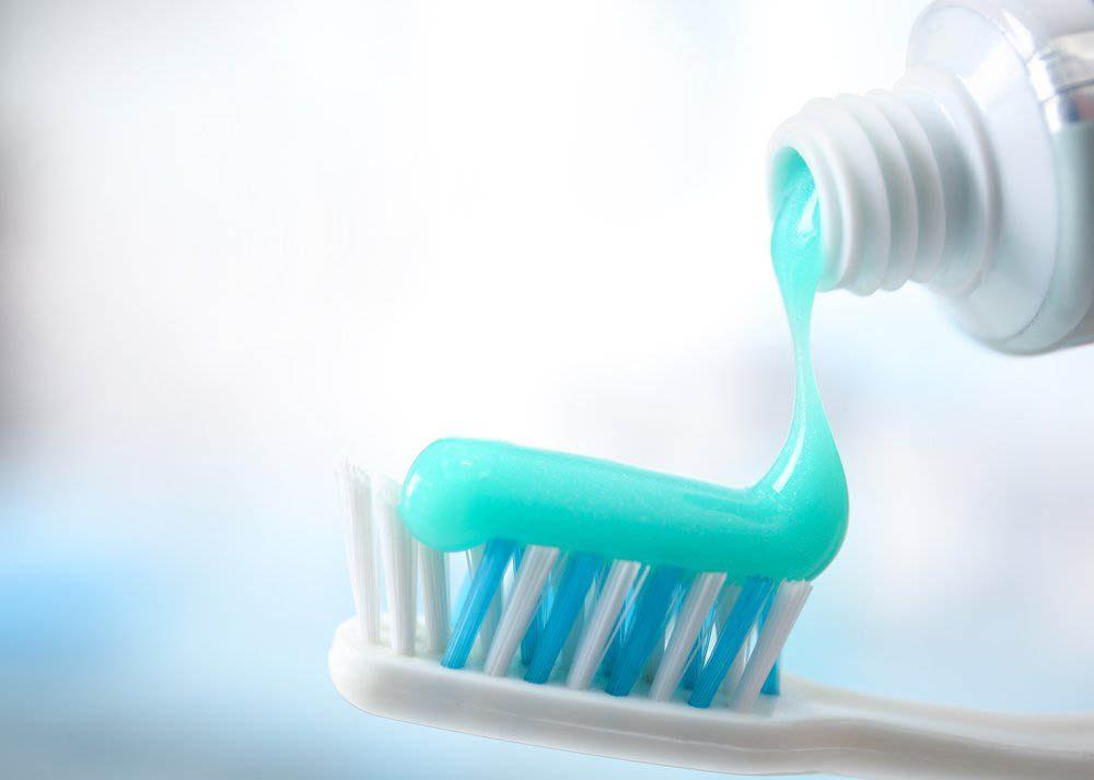 Objet du quotidien mal utilisé : la pâte à dentifrice.