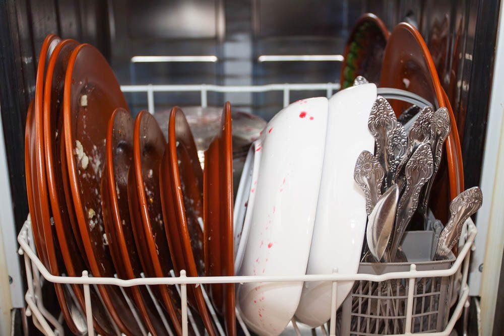 Objet du quotidien mal utilisé : le lave-vaisselles.