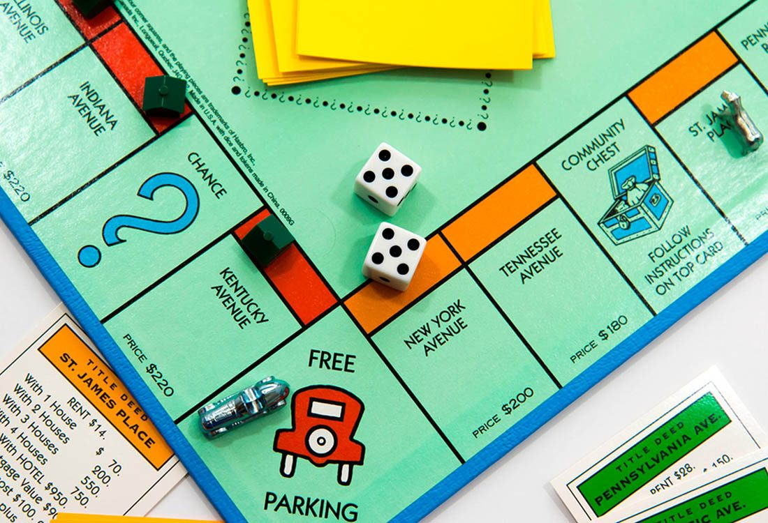Objet du quotidien mal utilisé : le Monopoly.