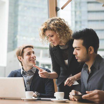 Pour devenir le patron, agissez en patron.