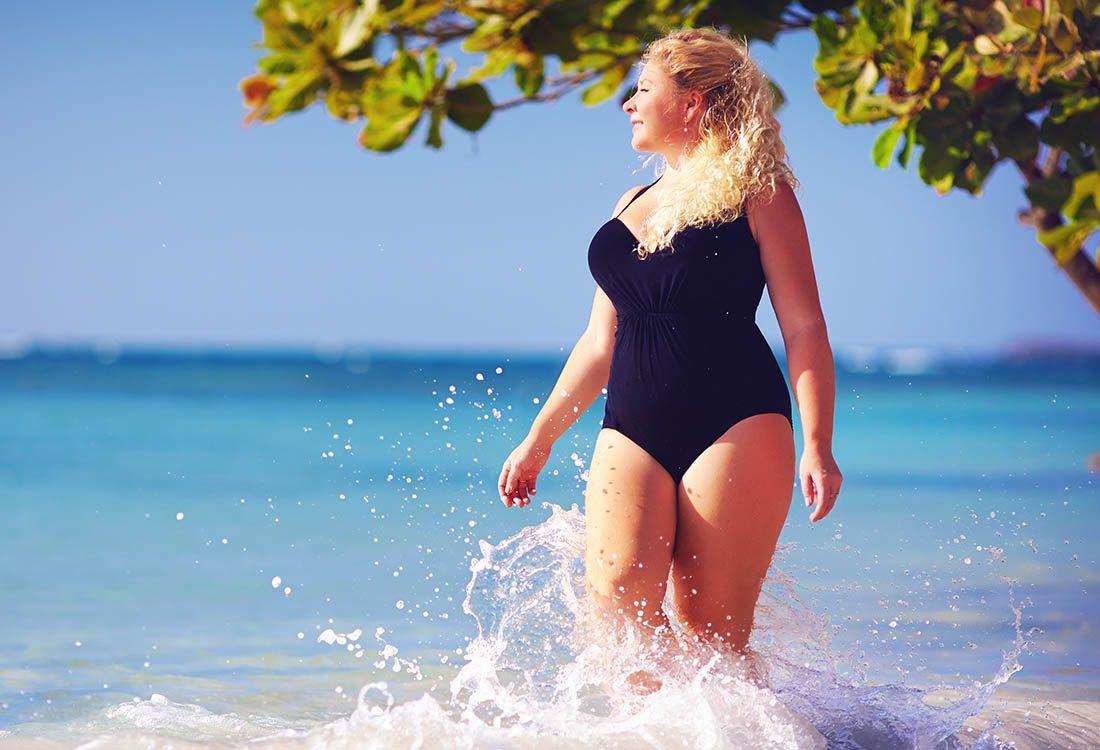 Pour perdre du poids, il faut d'bord s'aimer.
