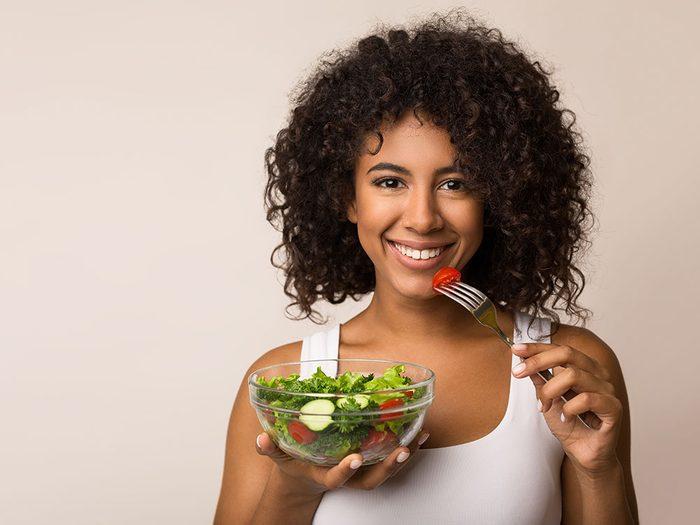Même les alimentssanté peuvent faireprendre du poids.