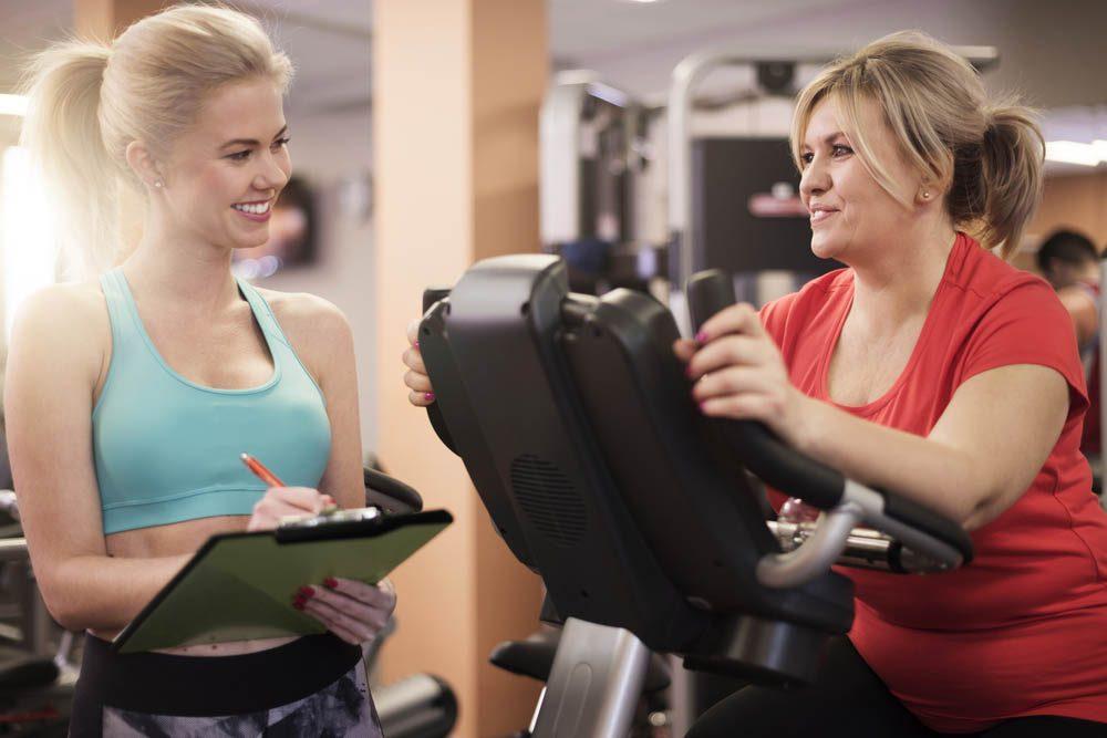 Pour perdre du poids, allez chercher de l'aide.