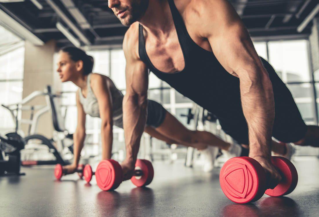Pour perdre du poids, développer votre masse musculaire.