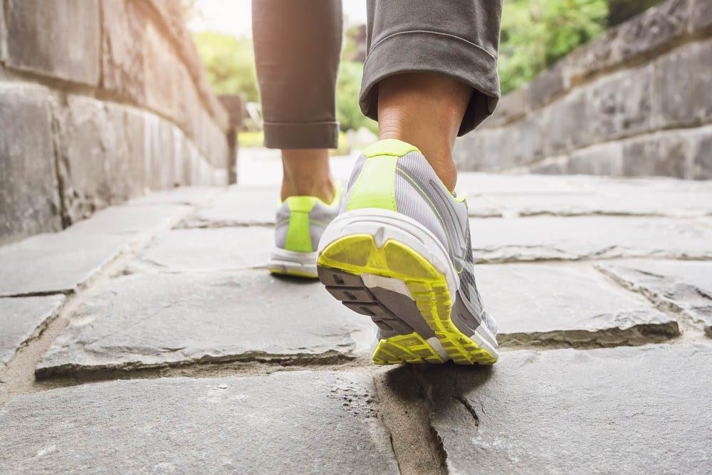 La perte de poids est une démarche et non une destination.