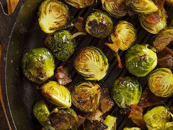 Mangez plus de végétaux pour perdre du poids.