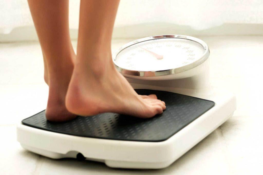 Vérifiez votre poids tous les jours.