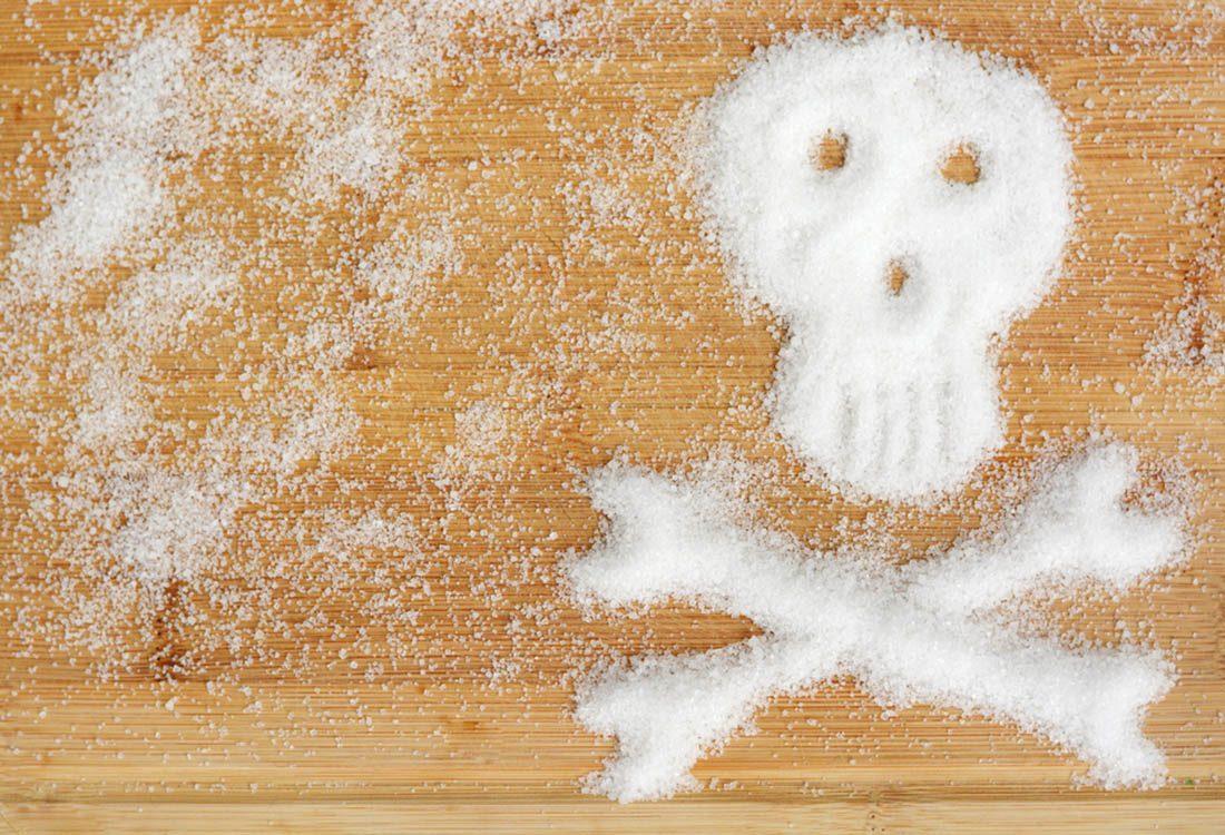 Poids : le sucre est votre pire ennemi.