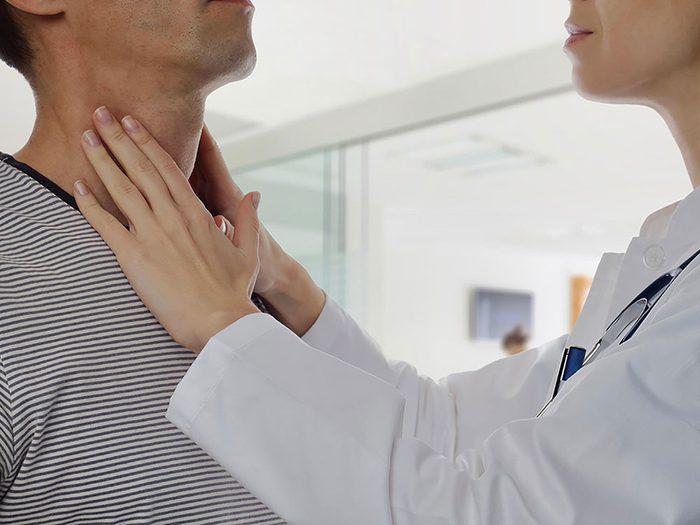 Si vous avez du mal à perdre du poids, un bon examen de la thyroïde s'impose.