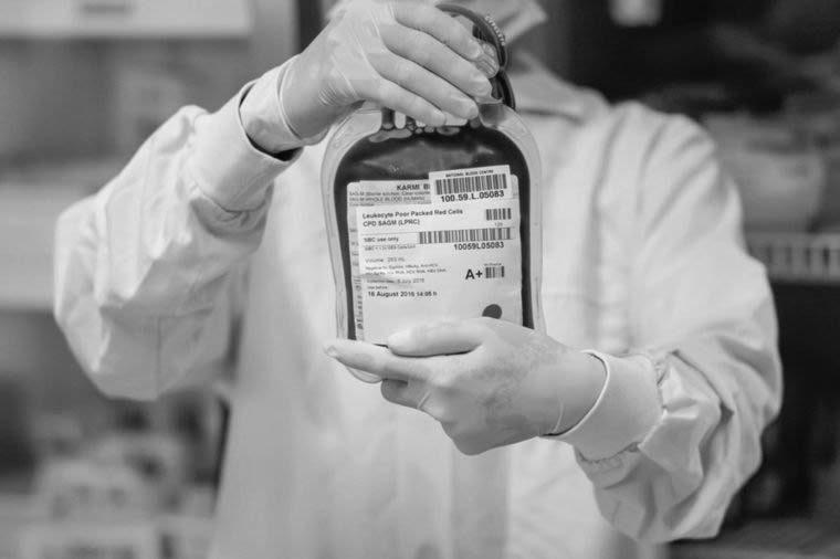La Première Guerre mondiale a contribué aux première banques de sang.