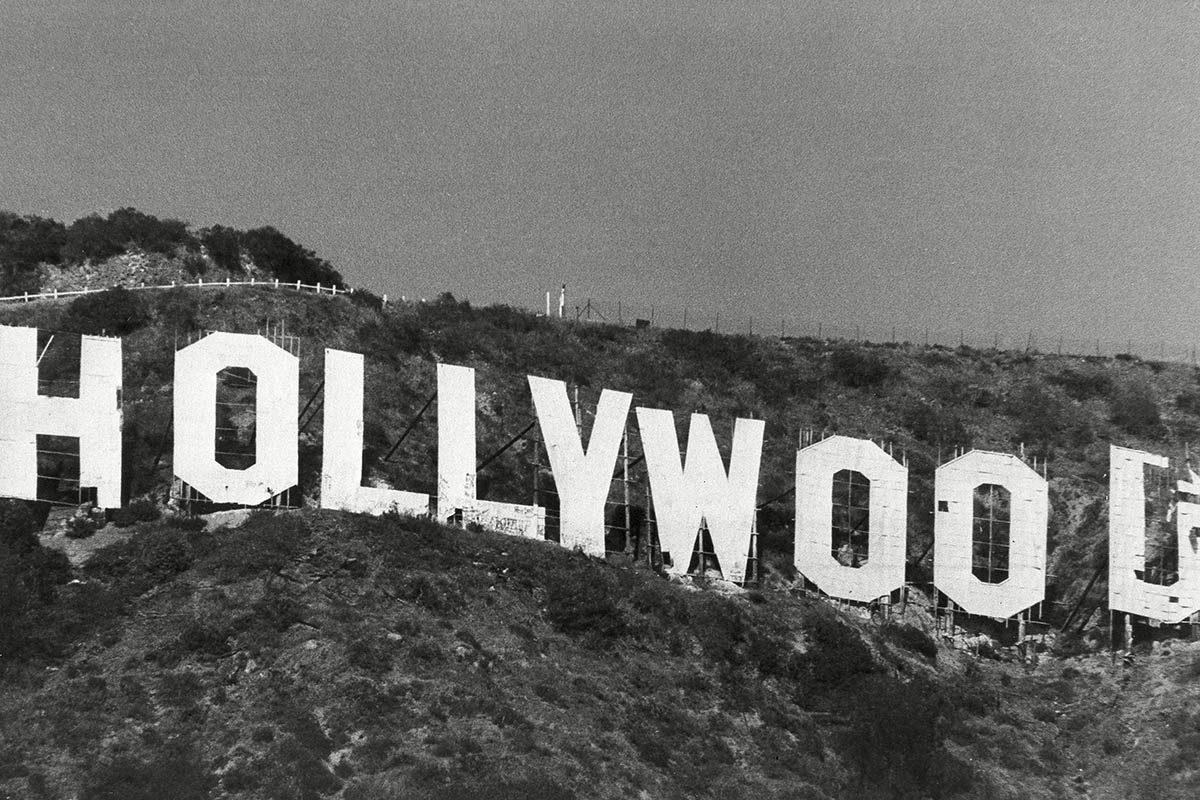 Depuis la Première Guerre mondiale, les productions de films hollywoodiens se sont développés.
