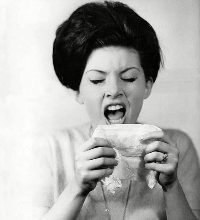 Depuis la Première Guerre mondiale, les Kleenex existent.