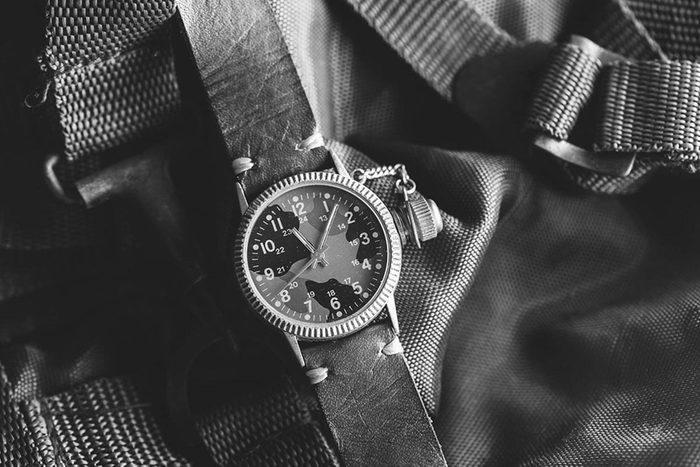 Depuis la Première Guerre mondiale, les montres-bracelets sont populaires.