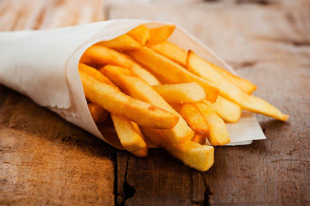 Pour prévenir le cancer, évitez les frites et les croustilles.