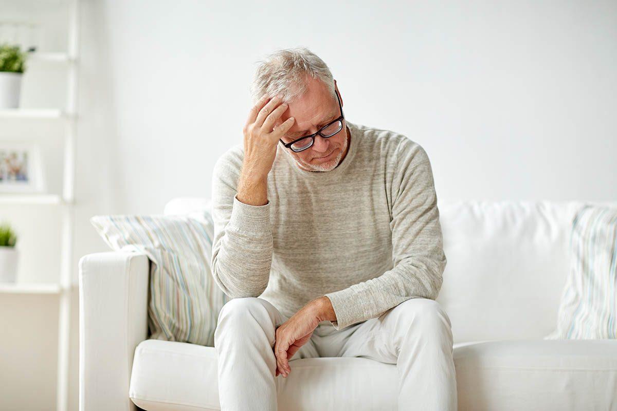 Un problème de thyroïde donne le sentiment d'un cerveau embrouillé.