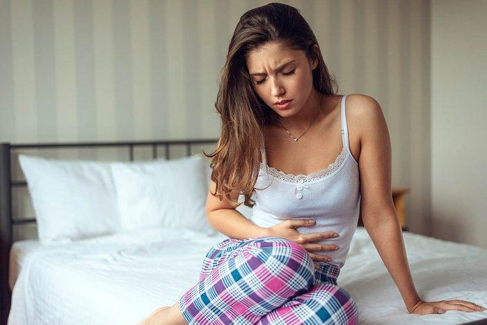 Un problème de thyroïde peut dérégler les menstruations.