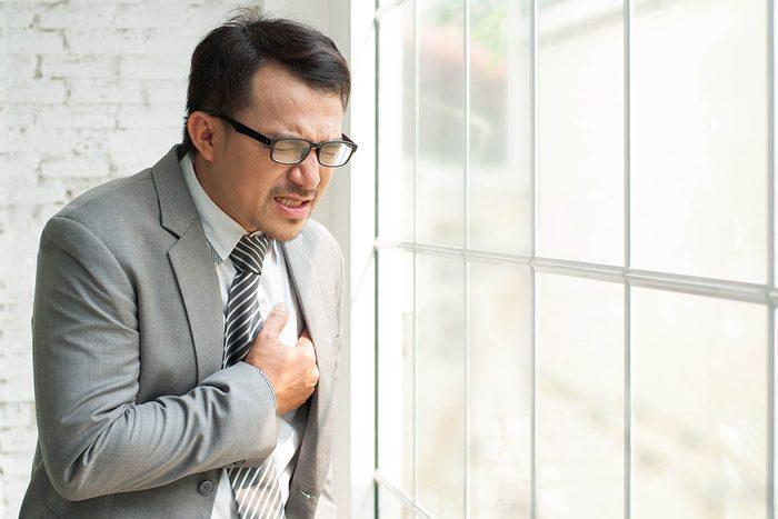 Un problème de thyroïde peut entrainer des palpitations.