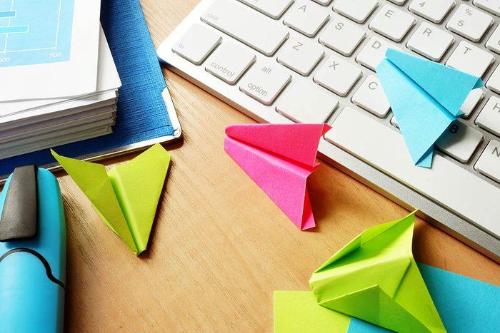 La procrastination est une tendance à remettre les choses à plus tard.