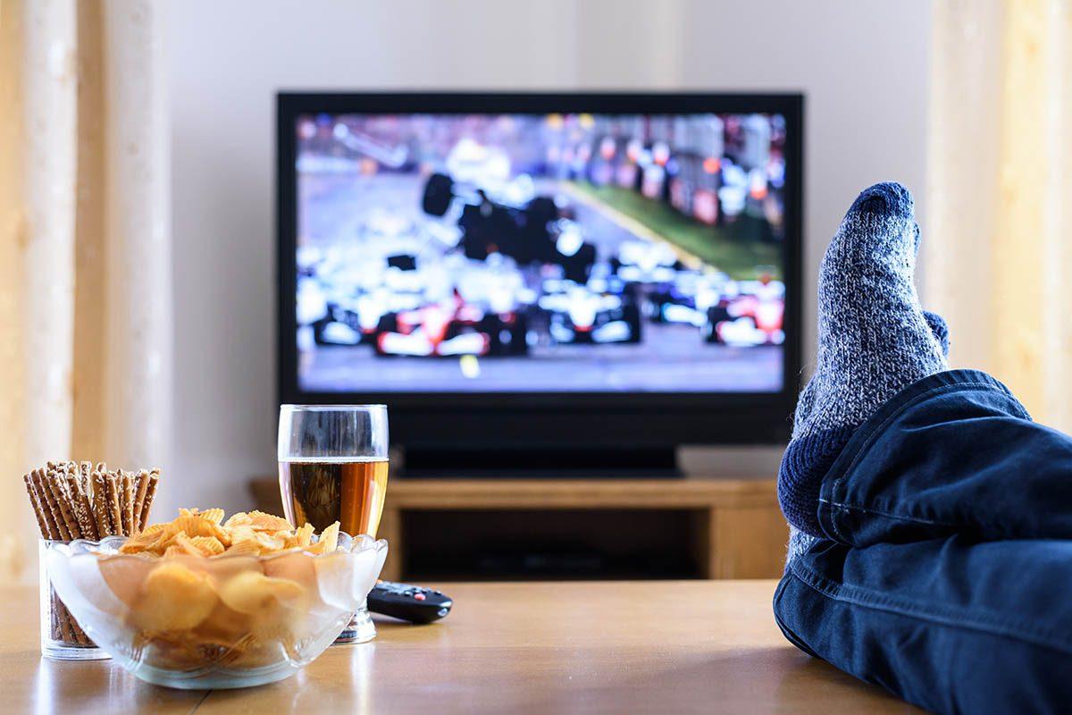 Procrastination : tenez-vous loin de la télévision.