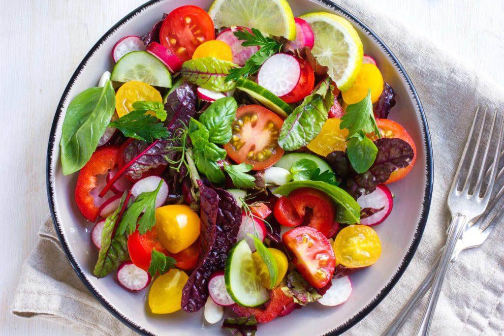 Le régime végétalien peut entraîner des carences.