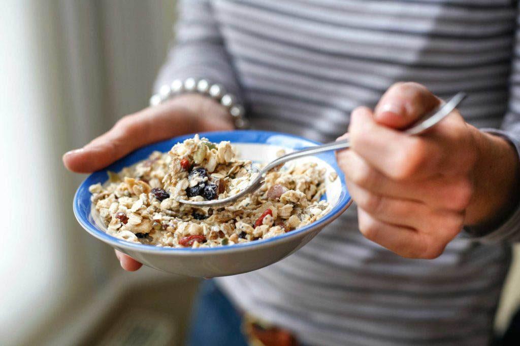 Le régime végétalien peut vous donner faim plus souvent.