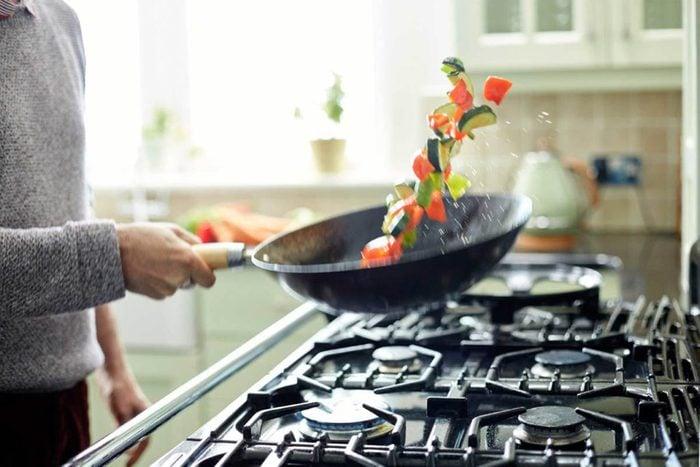 Le régime végétalien risque de changer votre flore bactérienne.