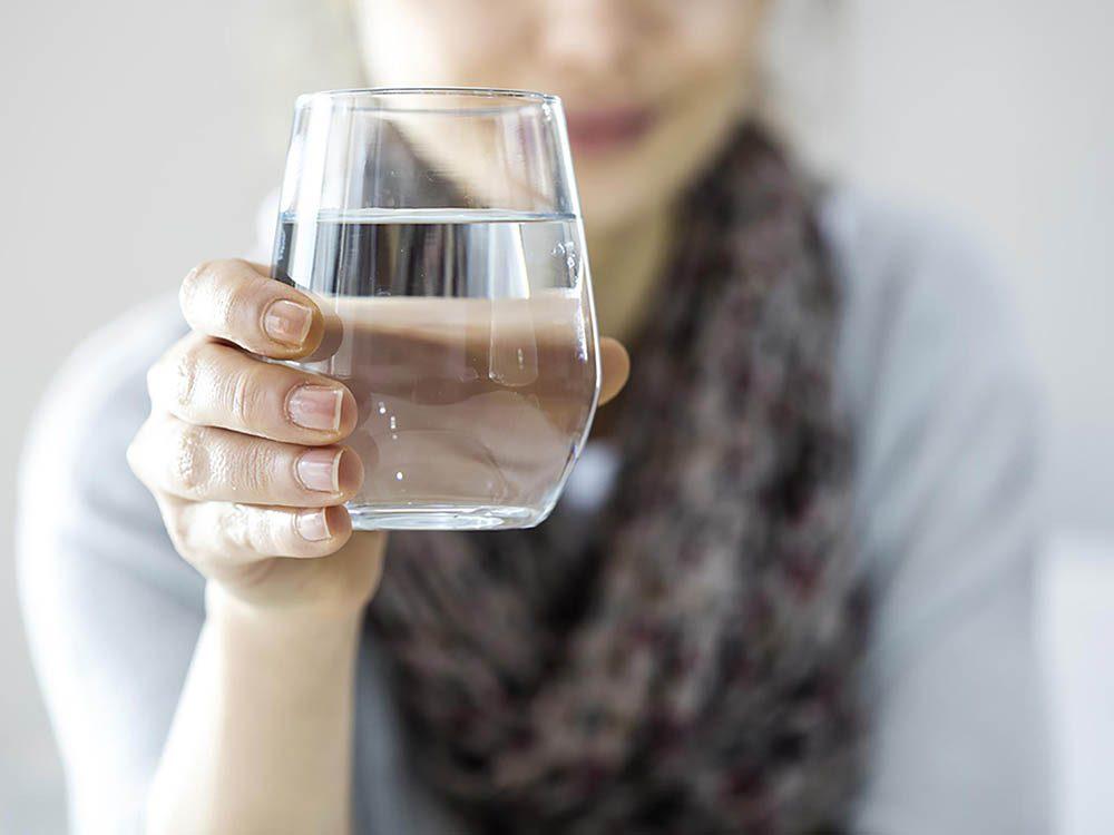Danger pour les reins : vous ne buvez pas quand vous avez soif.