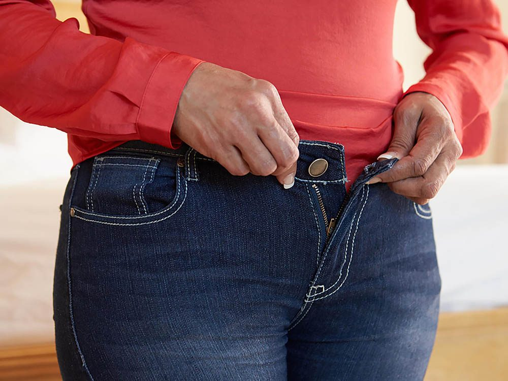 Les reins peuvent être mis en danger par une trop grande prise de poids.