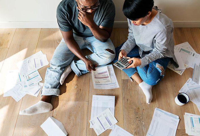Votre sécurité financière peut être compromise par une confusion dans vos emprunts.
