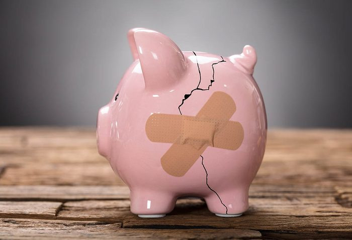 Assurez votre sécurité financière en gardant toujours un fond d'urgence.
