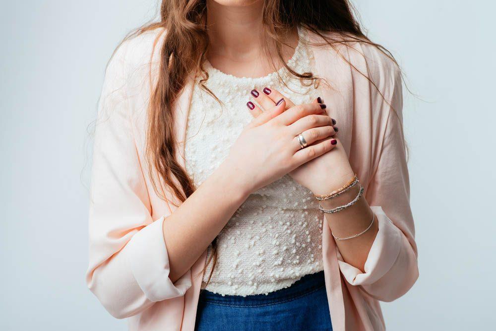 Question sur le sexe : pourquoi les mamelons sont parfois hyper sensibles?
