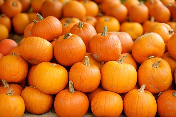 Super-aliments d'automne : la citrouille.