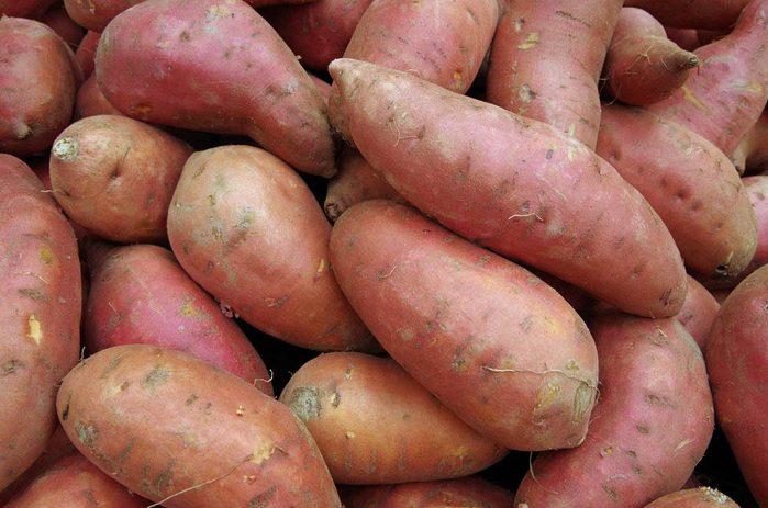 Super-aliments d'automne : la patate douce.