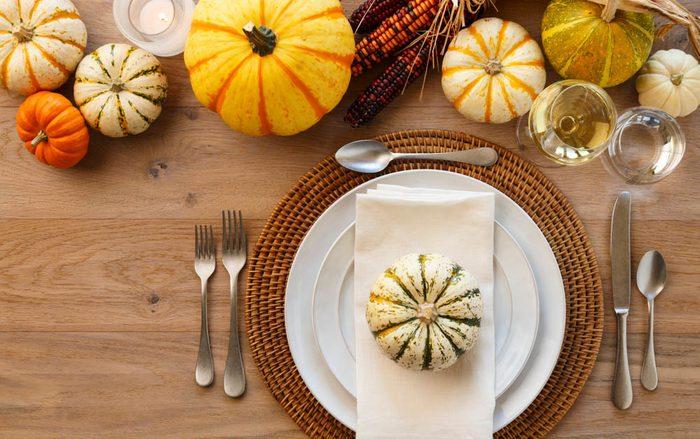 L'automne est la saison des super-aliments.