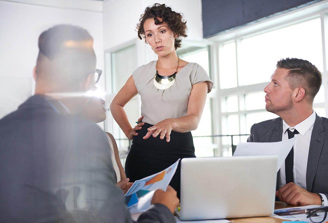 Au travail, ne soyez pas le collègue qui gère mal les conflits.