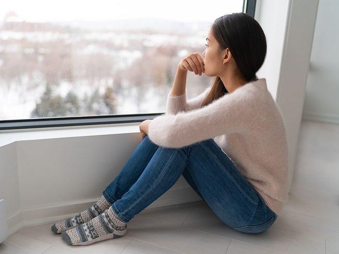 Suivez ces conseils de psys sur le trouble affectif saisonnier.