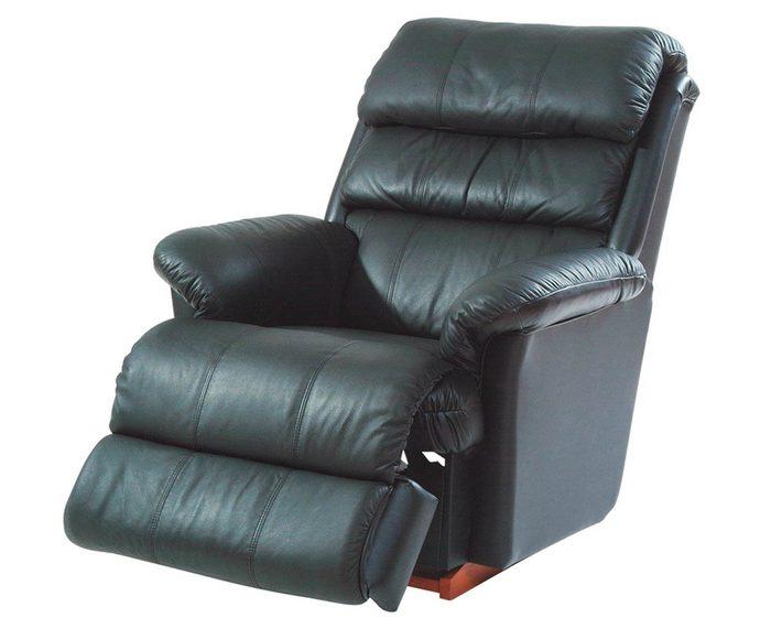 Votre maison vous fait vieillir si vous avez un immense fauteuil inclinable.
