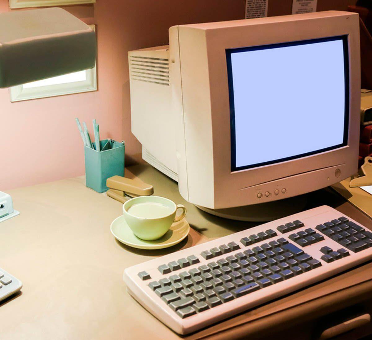 Votre maison vous fait vieillir si vous possédez encore un ancien ordinateur.