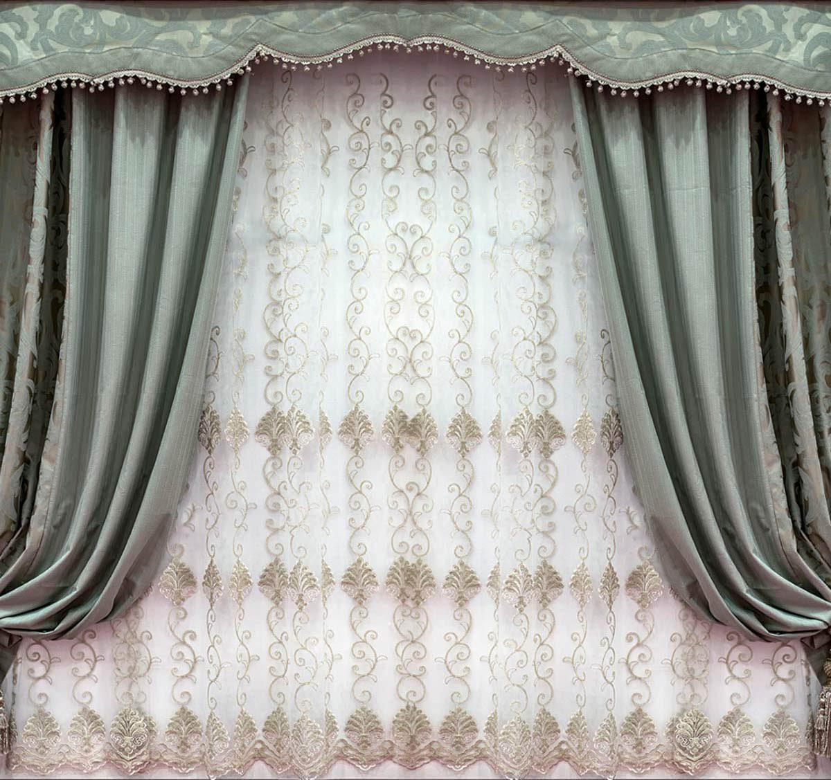 Votre maison vous fait vieillir si vos fenêtres sont décorées de rideaux à franges.