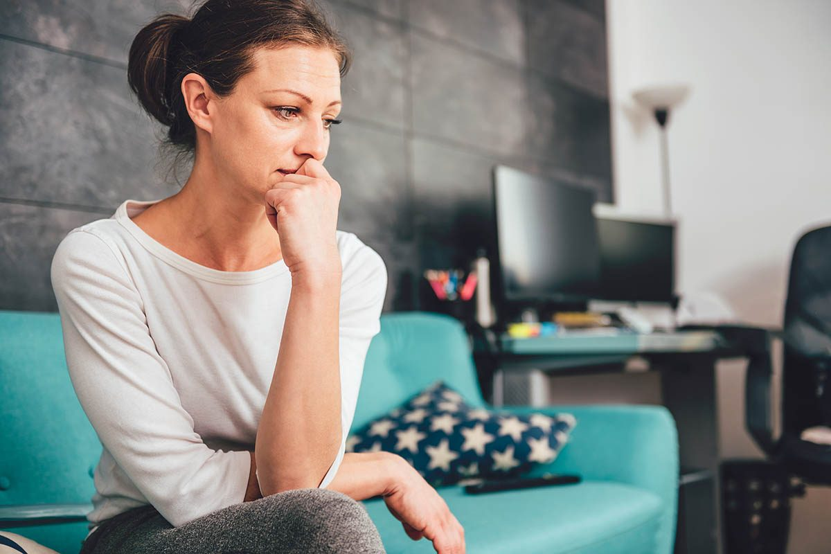 Attitudes négatives à proscrire : la peur.