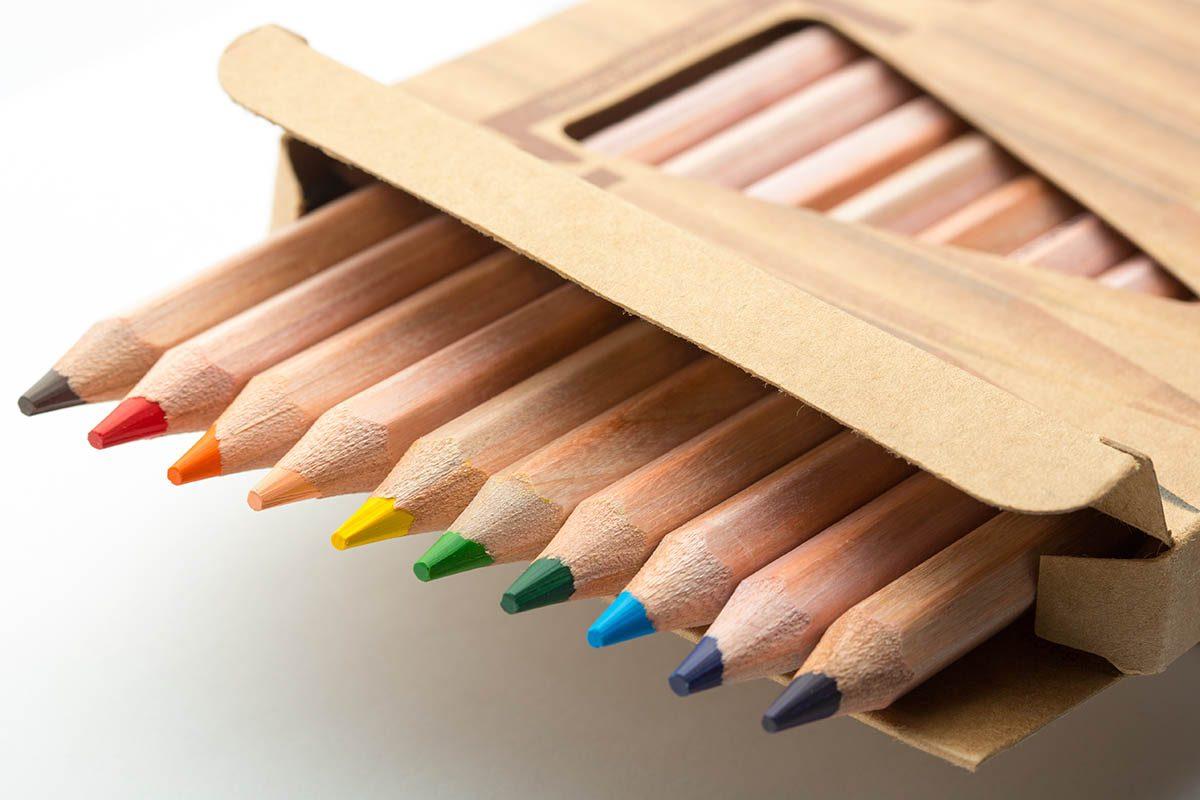 Idée de cadeau : des crayons amusants