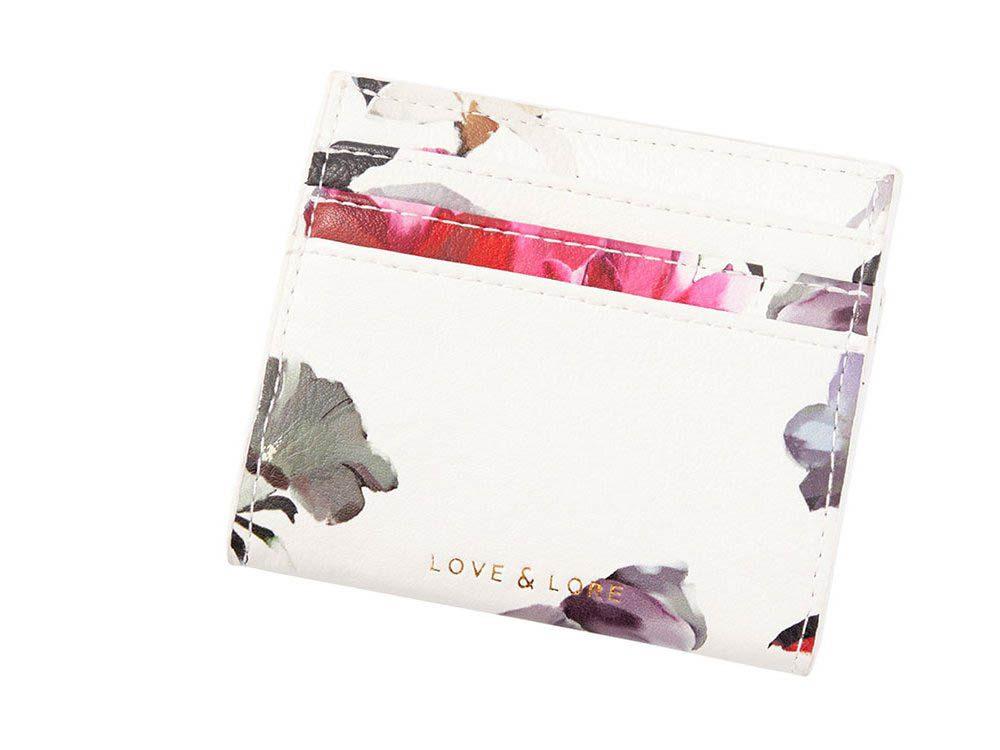 Cadeau de noël : le protège-carte Love & Lore