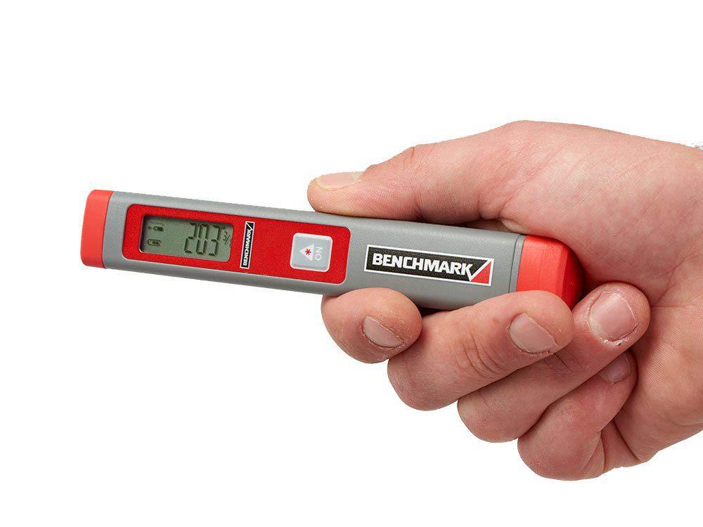 Cadeau de noël : le télémètre à laser Benchmark