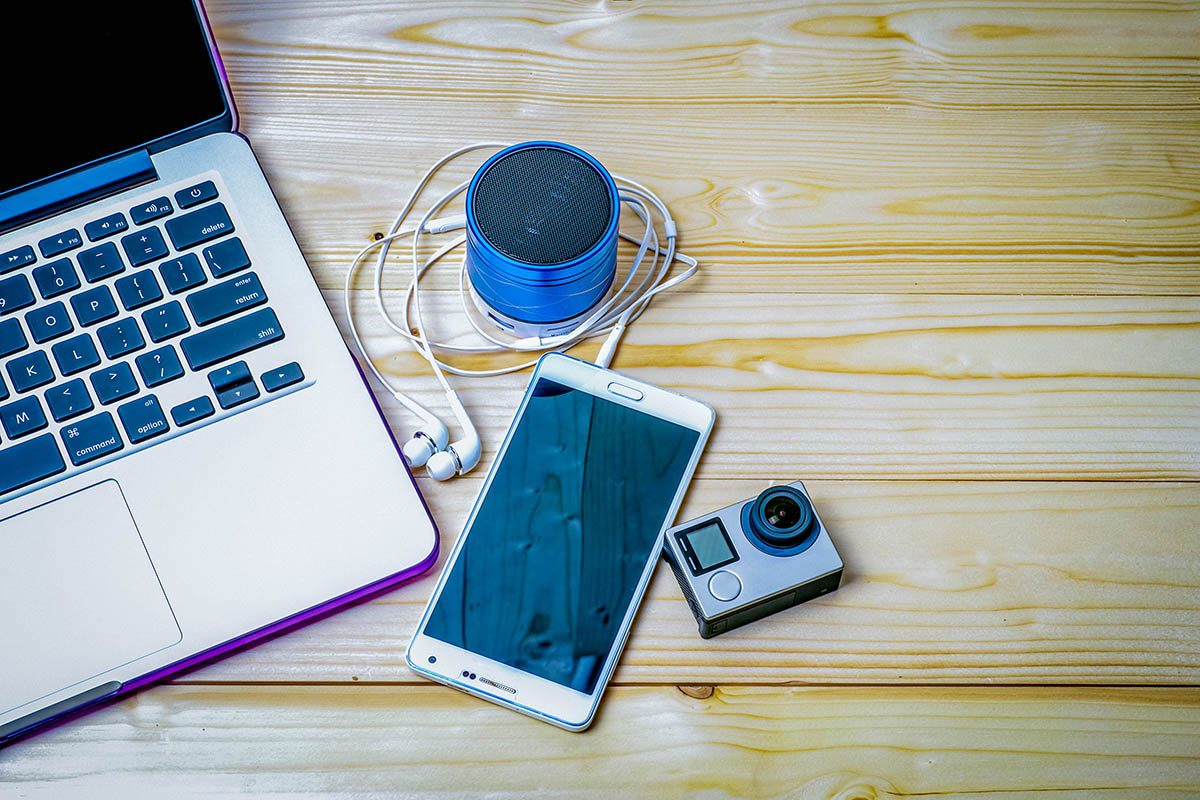 Idée de cadeau : un haut parleur portatif
