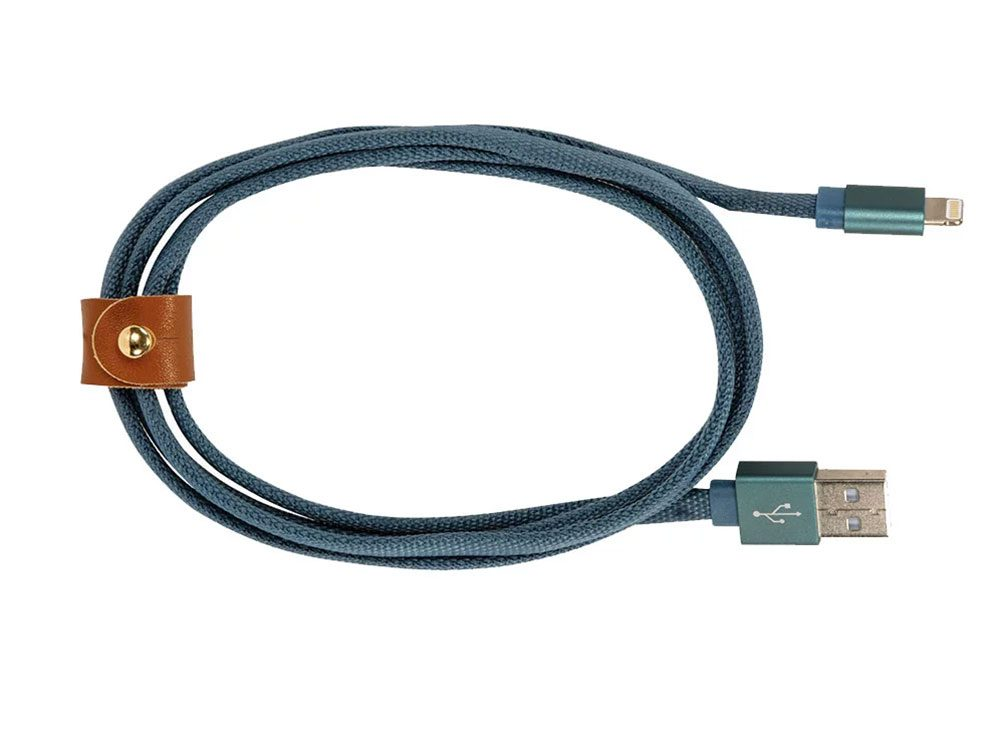 Idée cadeau: un câble de recharge.
