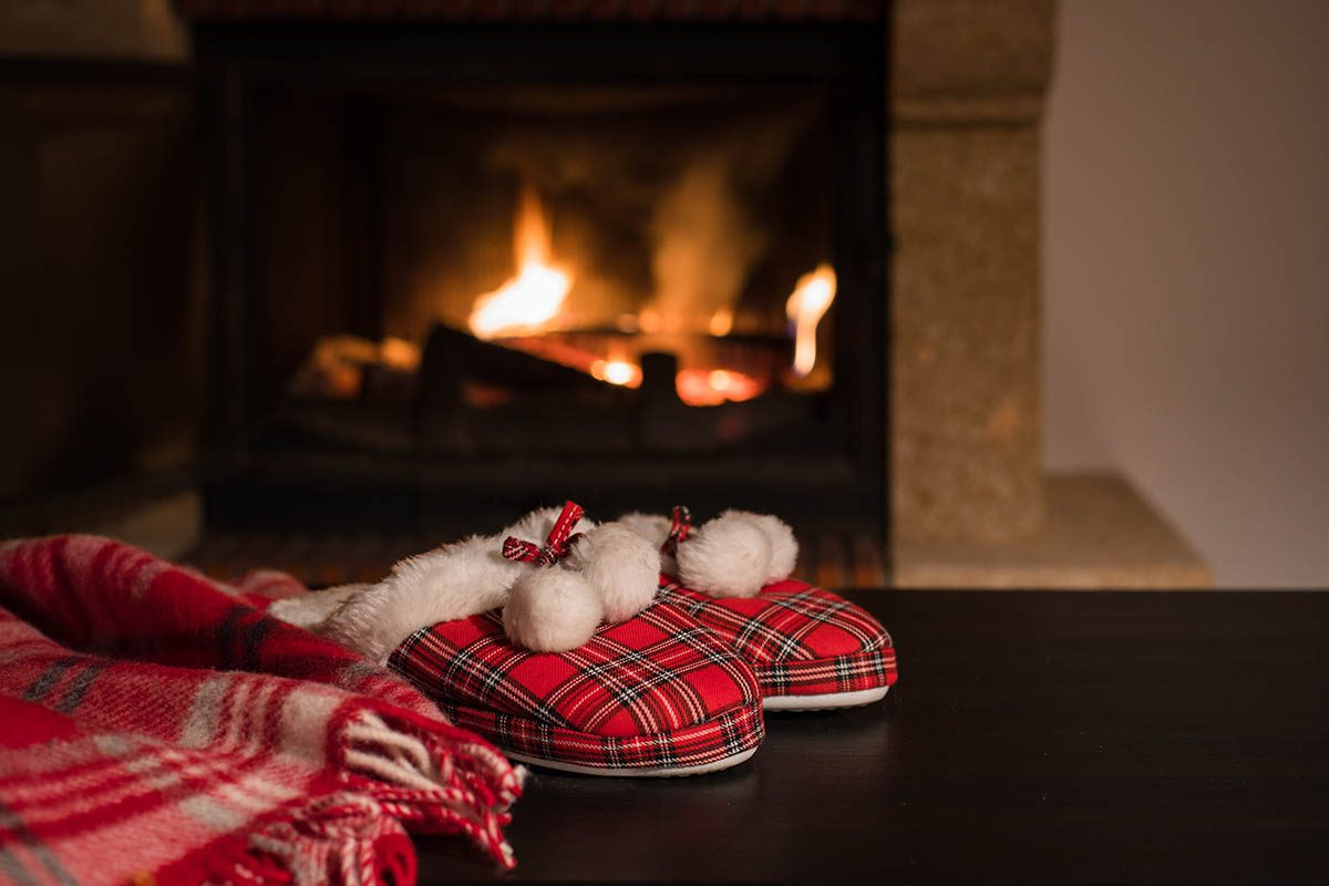 Idée de cadeau : des pantoufles