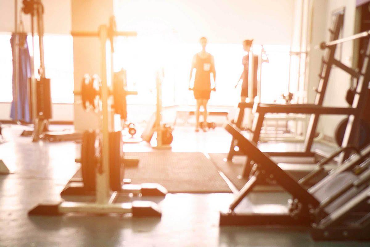Cadeaux à éviter : un abonnement au gym.